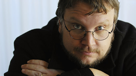 Whatcha up to Guillermo del Toro?